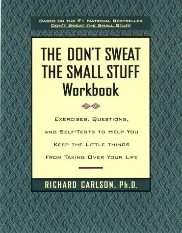 Dont Sweat Small Stuff Workbook product image
