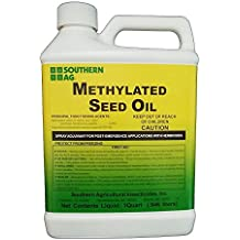 Southern Ag Methylated Seed Oil (MSO) Surfactant, 32oz - 1 Quart
