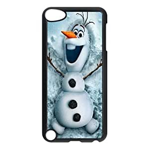 2014 hottest animated movie frozen with cute snowman olaf,phone Case Cover FOR Ipod Touch 5 FAN300711