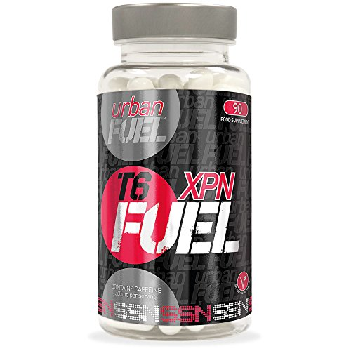 Urban Fuel XPN T6 Fat Burners - Strong Diet Pills - XPN Fuel T6 Fat Burner....