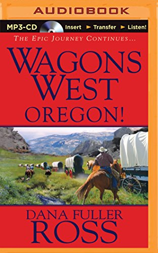 Wagons West Oregon! (Wagons West Series) for sale  Delivered anywhere in USA