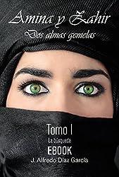 Amina y Zahir dos almas gemelas: Tomo I: La busqueda (Tetralogia Almas gemelas nº 2) (Spanish Edition)