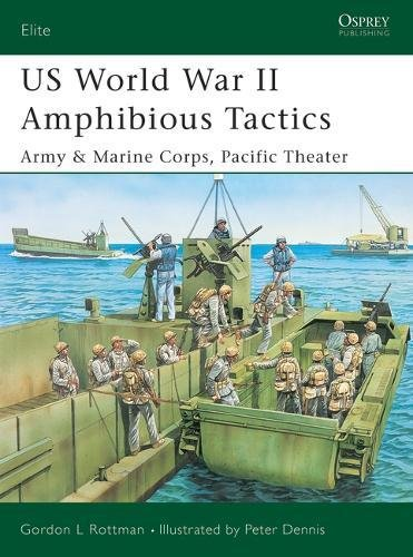 US World War II Amphibious Tactics, Army and Marine Corps, Pacific Theater