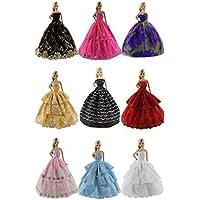 ZITA ELEMENT Lot 5 PCS Fashion Handmade Clothes Dress +10...