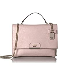 Ryann Croco Shoulder Bag