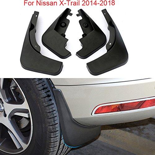 4 Kunststoff Tire Schutzblech Spritzschutz Schmutzfä nger Yonghai