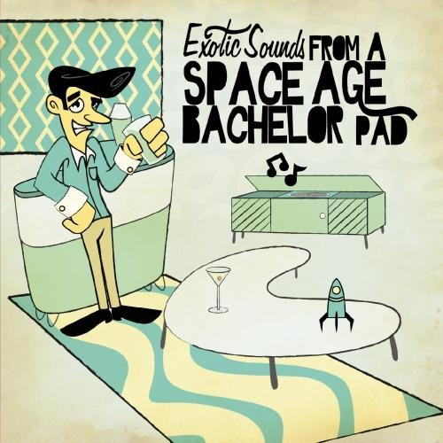 space age bachelor pad music - 3
