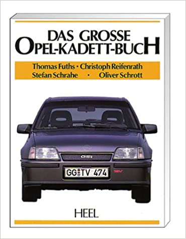 Book Das Grosse Opel Kadett Buch