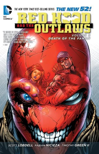 new 52 red hood and the outlaws - 6