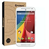 Motorola Moto G 2nd Gen Screen Protector , Arbalest® High Clear Premium Real Tempered Glass Screen Protector for Motorola Moto G 2nd Generation (Moto G2) Smartphone