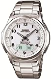 Casio Wave Scepter Wristwatch Solar Men's Watch Multiband6 WVA-M630D-7AJF Japan Import