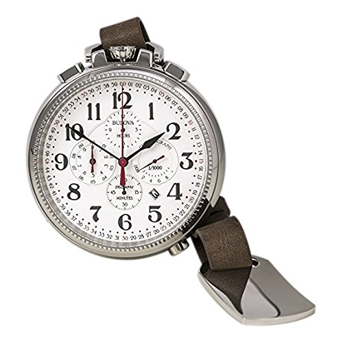 Bulova Mens Pocket Watch 96B249