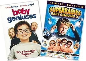 SuperBabies: Baby Geniuses 2 [Reino Unido] [DVD]: Amazon