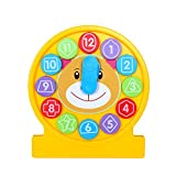 Tootsie Baby Fun Time Puzzle Clock, w/Box w