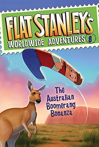 Flat Stanleys Worldwide Adventures #8: The Australian Boomerang Bonanza