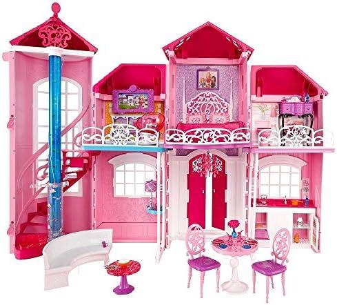 Barbie - Mansión de Malibú (Mattel BJP34): Amazon.es: Juguetes y ...