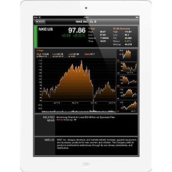 Apple iPad with Retina Display MD519LL/A (16GB, Wi-Fi + AT&T, White) 4th Generation