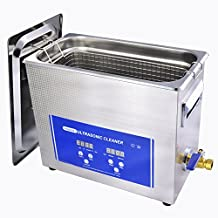 limplus LS-06D 6liter Ultrasonic Cleaner for Dental and Surgical Instruments Optical Medical Components