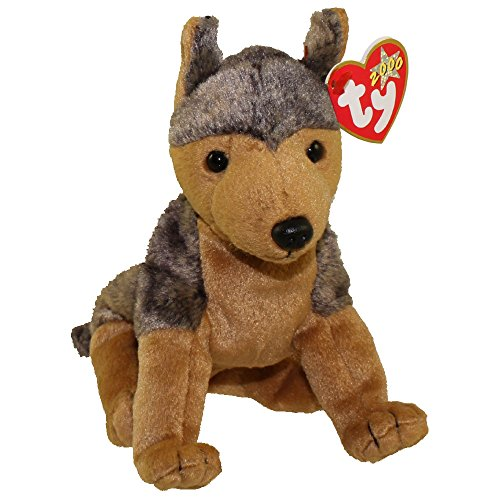 TY Beanie Baby - SARGE the German Shephard Dog