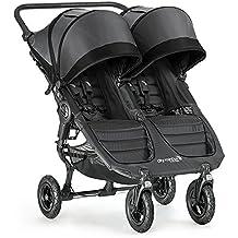 Baby Jogger City Mini GT Double Stroller, Shadow/Black
