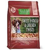 VitaLife Jerky Dog Treats - Natural, Grain Free, Sweet Potato & Chicken, 908 g