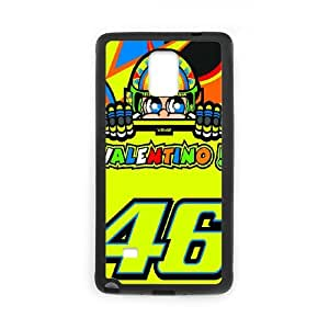 Samsung Galaxy Note 4 Custom Cell PhoneCase Valentino Rossi Case Cover WEFF33911