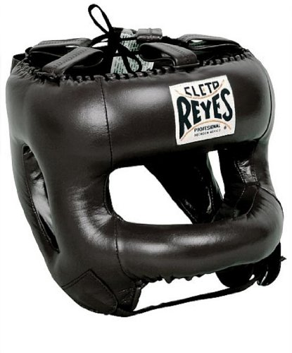 Expert choice for boxing headgear with face bar