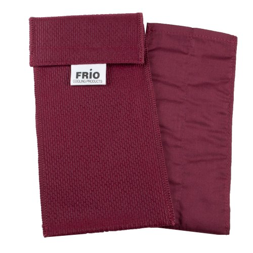 Frio Insulin Cooling Wallets - Water Activated (C-Duo, Burgundy)