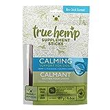 True Leaf Pet 77061 Hemp Supplement Sticks, Calming Support for Dogs, 6.6 oz