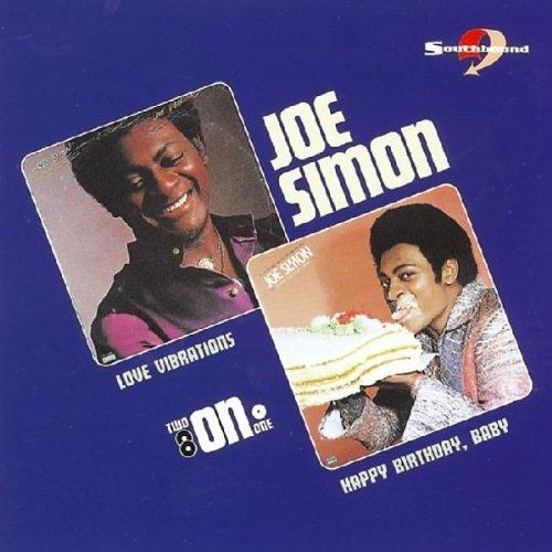 Love Vibrations/Happy Birthday by Joe Simon (2000-07-11)