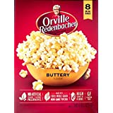 Buttery Flavour Microwave Popcorn (340g)