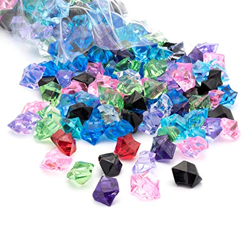 Acrylic Gems Ice Crystal Rocks for Vase Fillers,