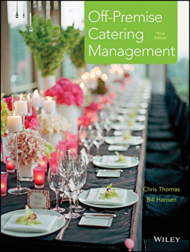 Off-Premise Catering Management by Chris Thomas