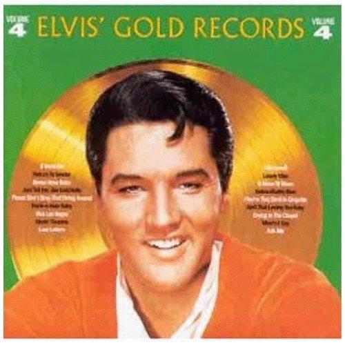 Vol. 4-Elvis' Golden Records Original recording remastered Edition by Presley, Elvis (1997) Audio CD (Elvis Golden Records Vol 4)