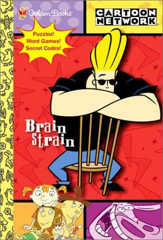 Brain Strain: Cartoon Network PDF