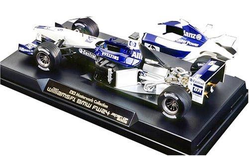 1/20 ウィリアムズ BMW FW24 日本GP仕様 「マスターワークコレクション No.5」 21005