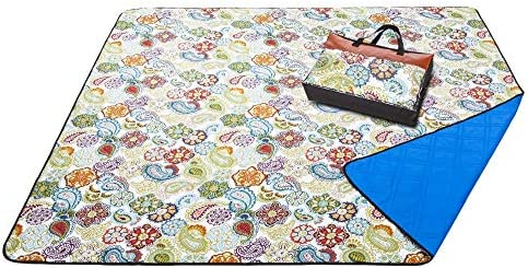 YAPA Picnic Blanket Water Resistant Oversized