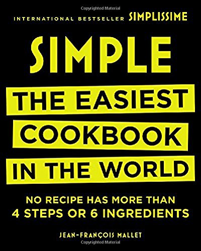 Simple: The Easiest Cookbook in the World (Cook World)