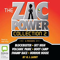 The Zac Power Collection 2