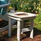 Pawleys Island Solid Colored Side Table