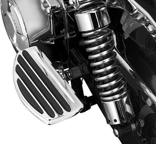 (Kuryakyn ISO Passenger Boards for Harley Models with Passenger Pegs)