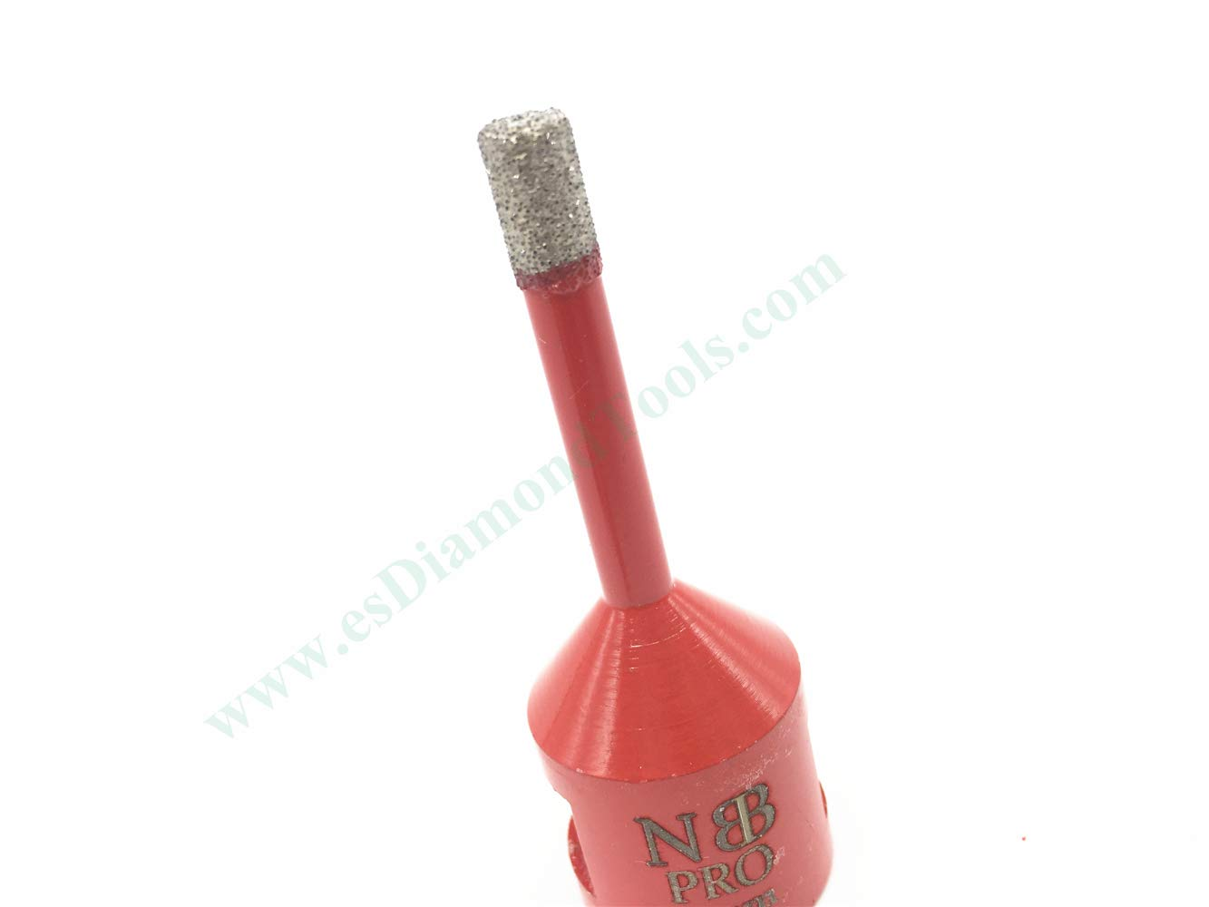 perforaci/ón en seco en porcelana no necesita agua Dia.6mm m/ármol granito Para amoladora angular M14 EASTAR brocas de diamante en seco para amoladora angular azulejos cer/ámica