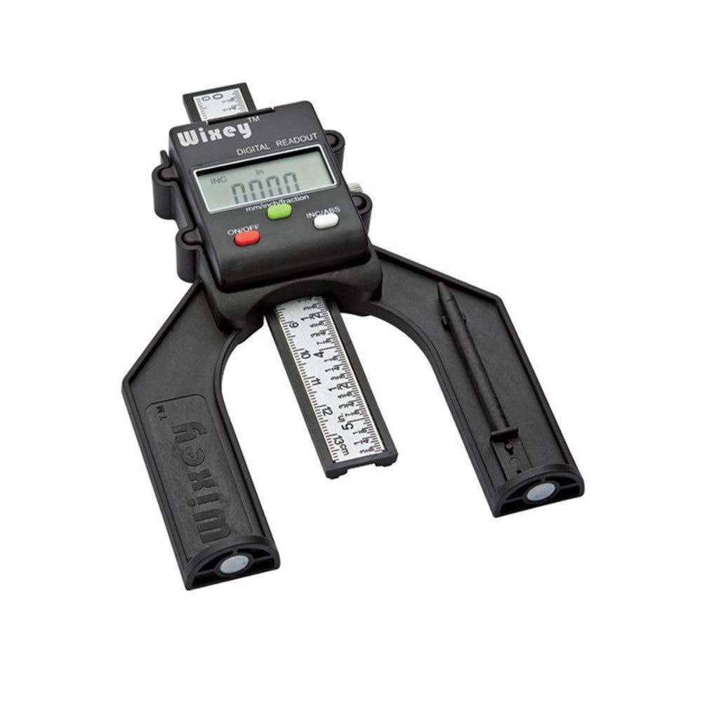 Wixey WR25 3' Mini Digital Height/Depth Gauge