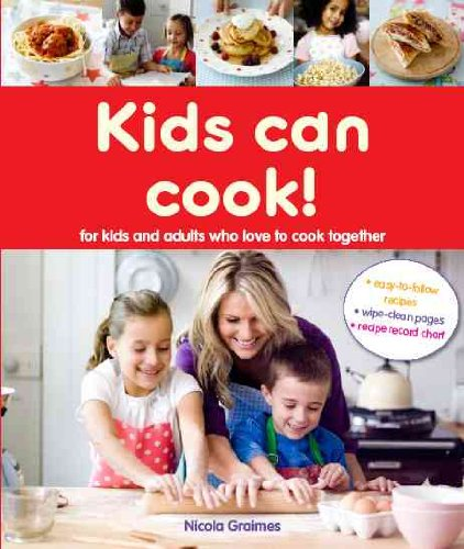 kids can cook cookbook - 8