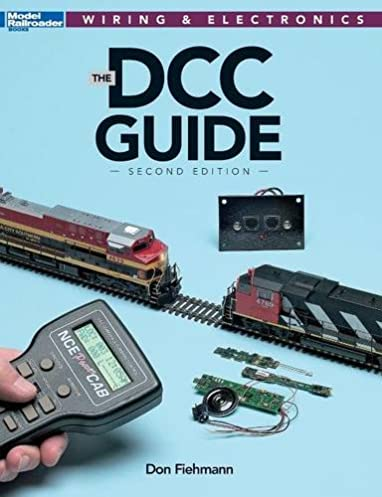 the dcc guide second edition model railroader books wiring rh amazon com DCC Wiring Examples Model Railroad DCC Wiring