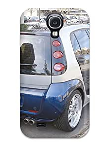 Slim Fit Tpu Protector Shock Absorbent Bumper Smart Forfour 15 Case For Galaxy S4