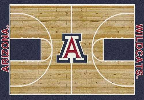 Milliken College Basketball Court Arizona 10'9