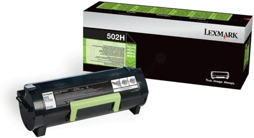 Lexmark 50f2h00 High Capacity Laser Toner Cartridge Schwarz Bürobedarf Schreibwaren