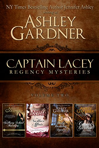 (Captain Lacey Regency Mysteries Volume Two)