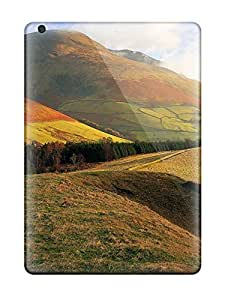 Hard Plastic Ipad Air Case Back Cover,hot Earth Landscape Case At Perfect Diy